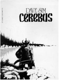 Cerebus Volume 1 - 'Cerebus'