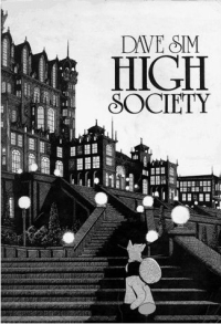 Cerebus Volume 2 - 'High Society'